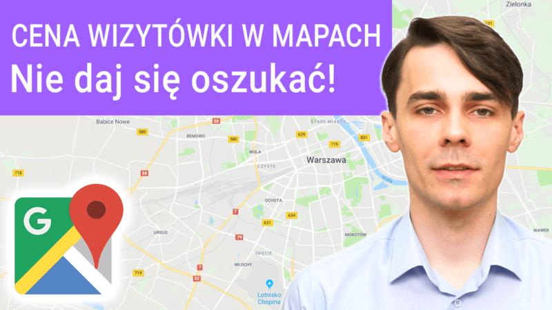oplata za wizytowke w mapach google 800x450 - Opłata za wizytówkę firmy w Mapach Google? - Uwaga na oszustów!